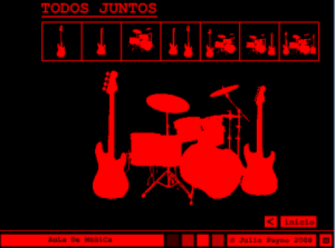 Los Instrumentos del Rock by Julio Payno
