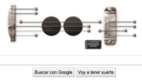 Les Paul y Google