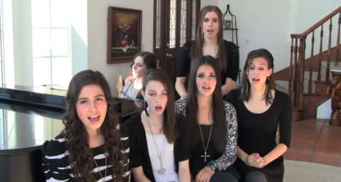 """Someone Like You"" de Adele, cover by CIMORELLI"
