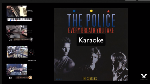 Voz Karaoke – Every Breath You Take – Cover