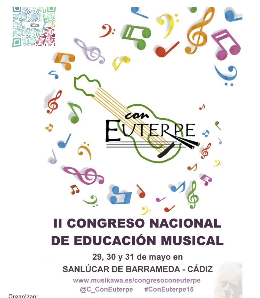 exterior_PROGRAMA II CONGRESO NACIONAL DE EDUCACIÓN MUSICAL CON EUTERPE