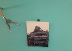 Cómo reciclar un viejo tenedor en un portafotos | KreaKawa