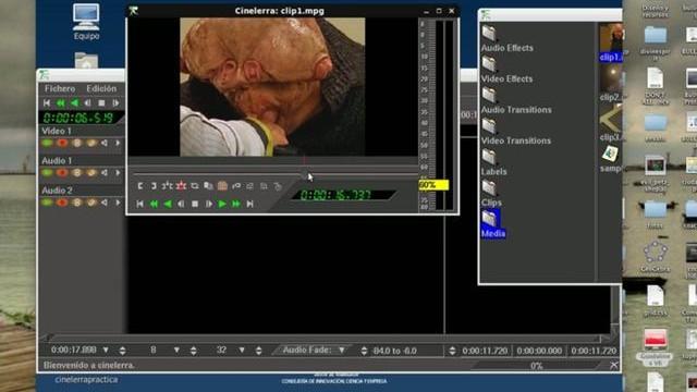 Edición de Vídeo con Cinelerra (I)