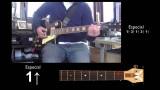 Guitarra eléctrica 3/5 – Every Breath You Take – Estrofa 3 + Especial | #FlippedKawa