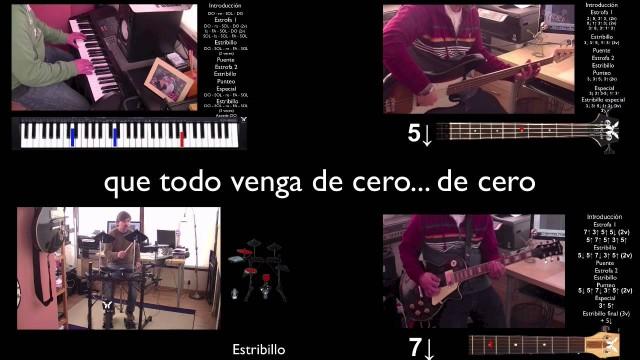 "Karaoke / Voz – ""Cero"" Dani Martín – Instrumental |#FlippedKawa"