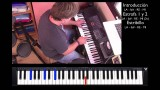 "Teclado / Piano 2 de 5 – ""Te entiendo"" PIGNOISE – Estribillo | #FlippedKawa"