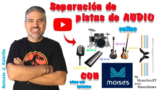 Separar instrumentos de una canción para hacer #karaokes y #minusone | #FlippedKawa