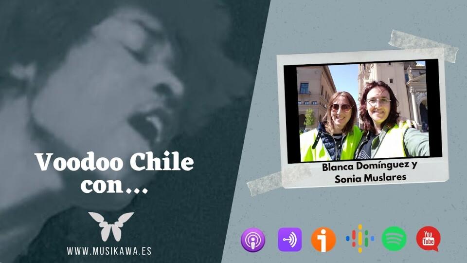 Episodio 4 – Voodoo Chile con Blanca Domínguez y Sonia Muslares  #FlippedKawa
