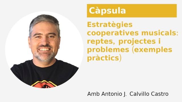 Estrategias cooperativas musicales: Retos, Proyectos y Problemas (Ejemplos prácticos) |#FlippedKawa