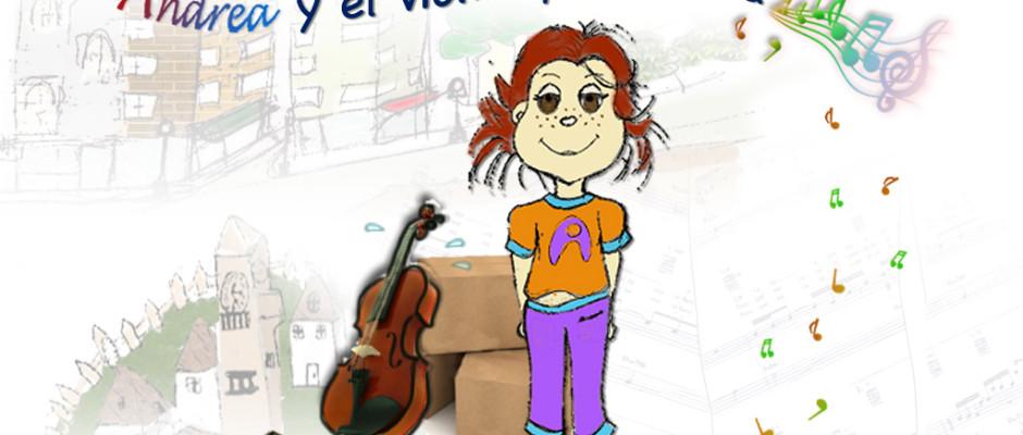 Juan Marín (Tester Android de Andrea y el violín que lloraba)
