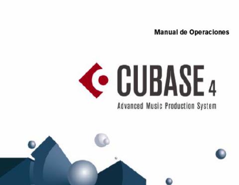 Video-tutoriales de Cubase 5