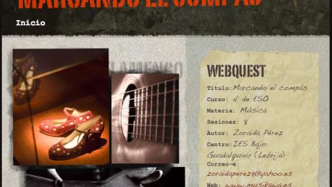 Marcando el compás [webquest] | Musikawa