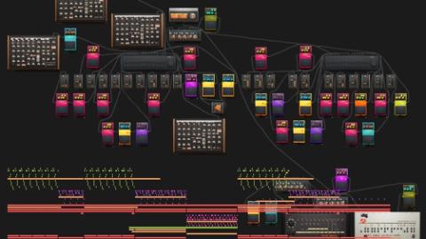 Audiotool: crea tus propias canciones en la red