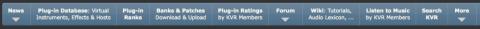 KVR Audio: todo un mundo de sonidos