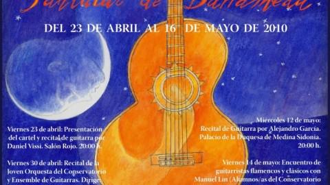 II Encuentro de Guitarra «Sanlúcar de Barrameda»
