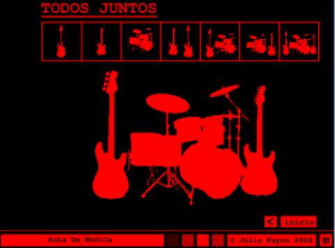 Los Instrumentos del Rock by Julio Payno