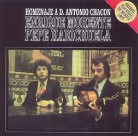 A Enrique Morente, en homenaje, por Juan Hidalgo