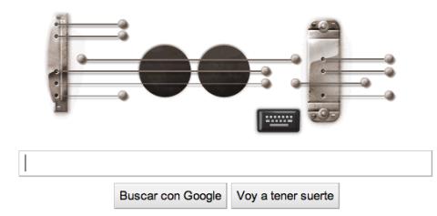 Les Paul y Google
