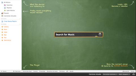 10 mejoras para Grooveshark como alternativa a Spotify