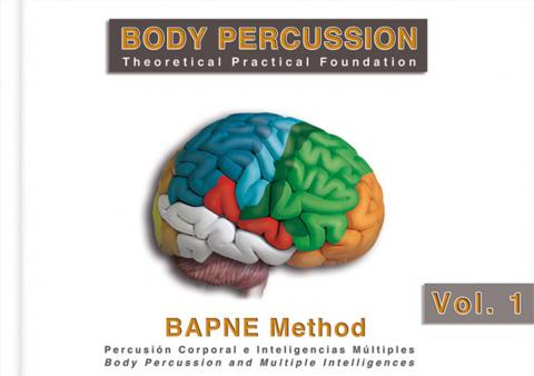Percusión corporal e inteligencias múltiples [libros]