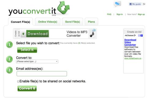 Cómo convertir archivos de audio a distintos formatos online [Tutorial]