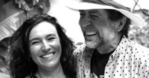 Joaquín Sabina e Inma Mora homenajean a Cádiz