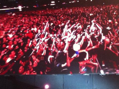 Musikawa estuvo en el Rock in Río Madrid 2012