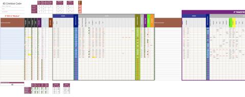 Cuaderno del profesor en Excel muy fácil + manual | Musikawa
