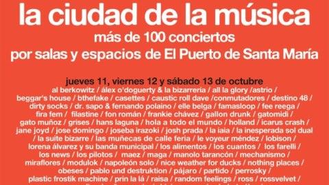 Hoy comienza el Monkey Week en El Puerto de Santa María | Musikawa