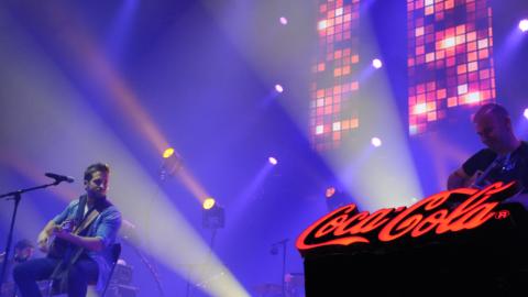 Pablo Alborán pone el colofón en el Palacio de los Deportes al Proyecto Coca-Cola Music Experience | Musikawa