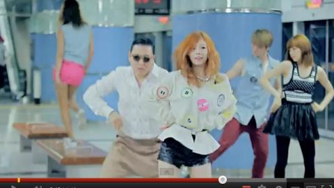 Gangnam style – PSY [video] | Musikawa