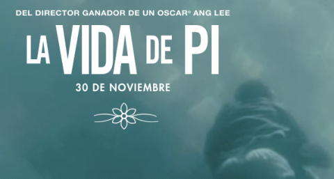 La vida de Pi [película] | Musikawa