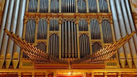 Construcción del órgano de tubos [video] + canal con construcción de instrumentos | Musikawa