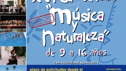 XVI Cursos de verano «Música y Naturaleza» | Musikawa
