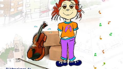 Nace Musikawa Tales y nuestro primer cuento interactivo, «Andrea y el violín que lloraba» | Musikawa