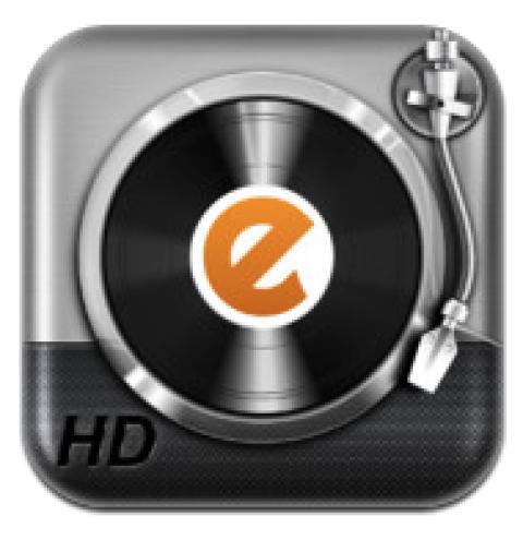Mesa de mezclas eDJing para iPhone y iPad gratis hoy | Musikawa