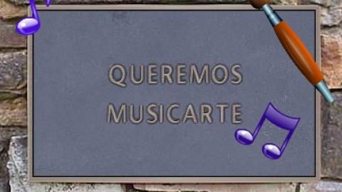 Nueva edición del proyecto «Queremos MusicArte»   Musikawa
