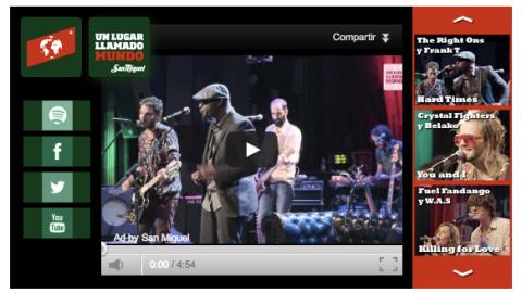 ¿Conoces #UnLugarLlamadoMundo de Europa FM? | Musikawa