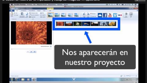 Edición de video 3 de 13: Importación y trabajo con imágenes | #FlippedKawa