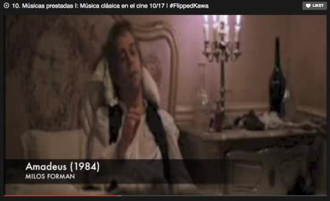 10. Músicas prestadas I: Música clásica en el cine 10/17 | #FlippedKawa