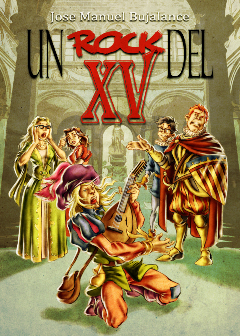 «Un rock del XV», nueva novela juvenil de José Manuel Bujalance (@josemanuelbt) | Musikawa