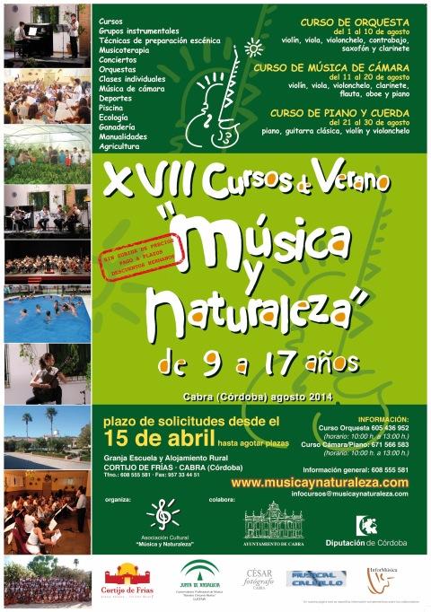 XVII edición de los cursos de verano «Música y Naturaleza» | Musikawa