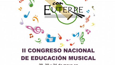 II Congreso Nacional de Educación Musical «Con Euterpe» | Musikawa