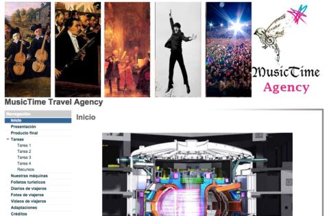#MusicTimeTravels es el siguiente #ABP #REA de música para 2º de ESO | Musikawa