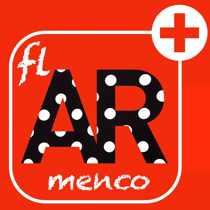 flARmenco_rojo2_con_lunares_logo