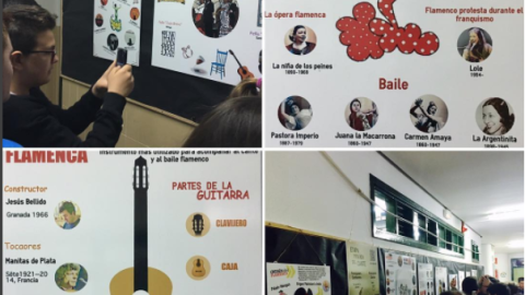 #flARmenco – Una visión «aumentada» del #flamenco | Musikawa #RA #Aurasma