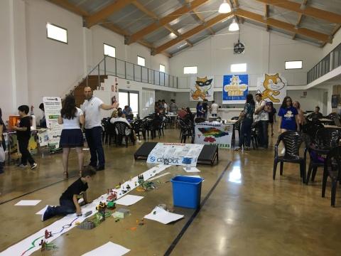 #ScratchDay en #Sanlúcar – Un #ABP por y para el alumnado | Musikawa #ScratchDayCádiz