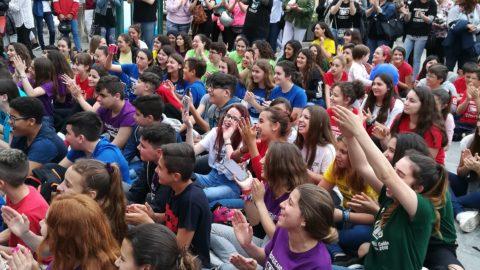 #musiqueando2018 en #Sanlúcar y #flashmob para terminar | Musikawa #nosimportalamusica #edmusical #thinkingEuterpe
