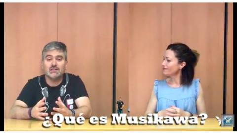 ¿Qué es y quiénes somos @musikawa? – Entrevista que hicimos para @Ineverycrea | #Musikawa #HablamosDe #CompetenciasDigitales #EdMusical