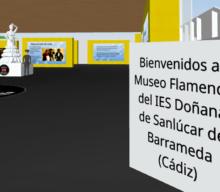 Museo del flamenco interactivo en Realidad Virtual | @musikawa #VR